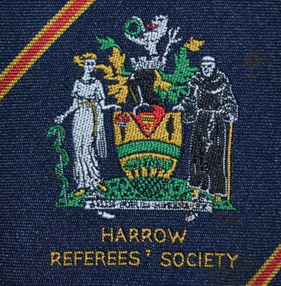 Harrow RA Crest