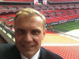 Guest Speaker, Graham Scott, Premier League Referee